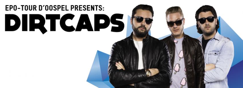 Dirtcaps op vrijdagavond tijdens EPO - Tour d'Oospel 2015